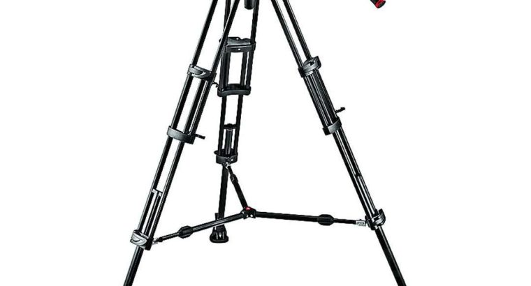 Manfrotto 509HD Tripod