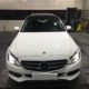 DORA RENT A CAR'DAN MERCEDES C 180 YENİ KASA 2016
