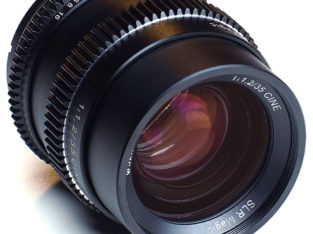 Kiralık SLR Magic 35mm Cine Lens
