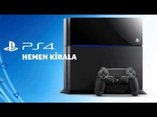 playstation kiralama