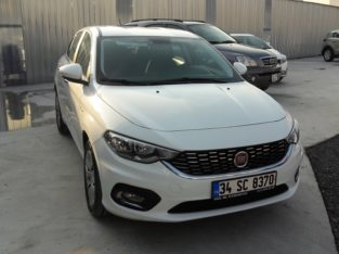FOYER RENT A CAR 2017 FIAT EGEA 1.6 DİZEL OTOMATİK