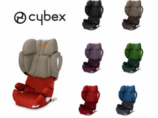 Cybex Solution Q2 Fix Oto Koltuğu