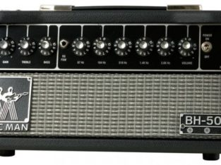 Musicman Solid State Preamp / Analog Power Amp Kiralama