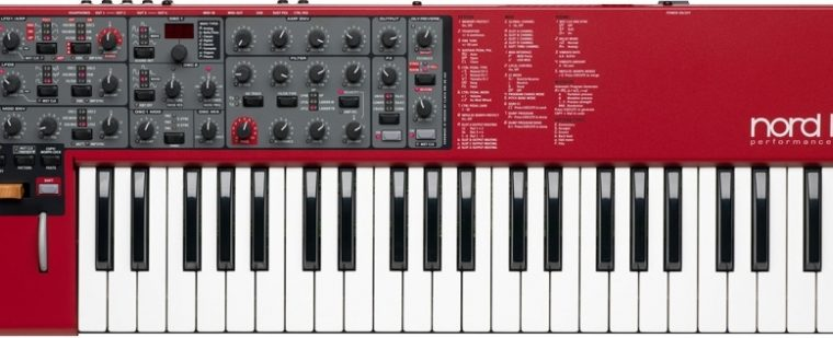 Nord Lead 4 Performans Synth Kiralama