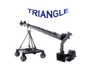 Triangle Jimmy Jib KİRALIK