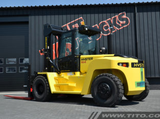 Hyster 16 Ton Forklift