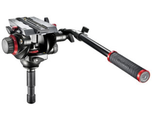 Manfrotto 502HD Ball Base Fluid Kafa KİRALIK