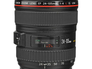 Canon EF 24-105mm f/4L IS USM KİRALIK