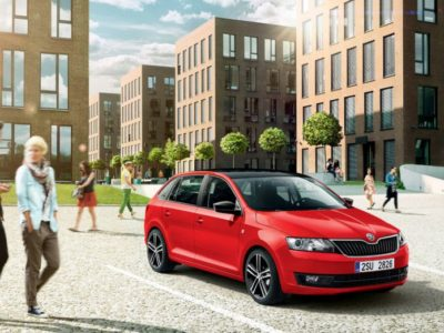 Skoda Rapid Spaceback İncelemesi