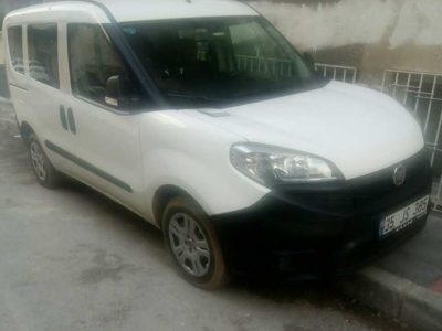 2016 Model Doblo Combi Easy 1.3 Multijet Gunluk Kiralik