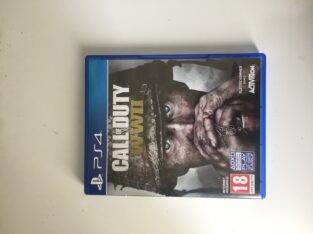 Kiralık PlayStation 4 Oyun Call of Duty WWIı